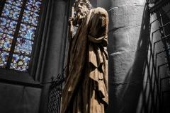 Altenberger Dom Statue - Odenthal