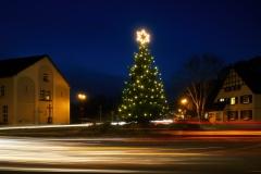 Kreisverkehr Weihnachten - Odenthal