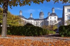 Schloss Bensberg Herbstansicht - Bergisch Gladbach