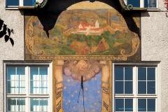 Sonnenuhr am Rathaus - Bergisch Gladbach