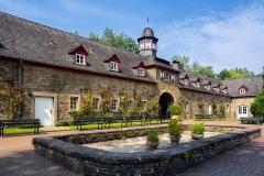Schloss Heiligenhoven Innenhof - Lindlar