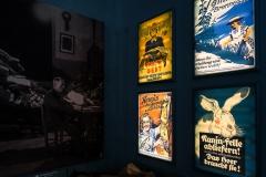 Kaninfelle im Freilichtmuseum - Lindlar
