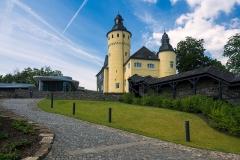 Schloss Homburg Aufgang - Nümbrecht