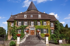 Schloss Linnep Totale - Ratingen
