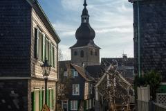 Gasse in Lennep - Remscheid