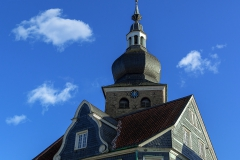 Lennep Alter Markt Kirchturm - Remscheid