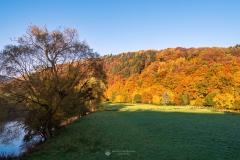 Herbst in Untenrüden - Solingen