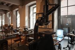 Wülfing Museum Mikroskop