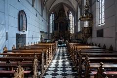 Beyenburg Klosterkirche Innen - Wuppertal