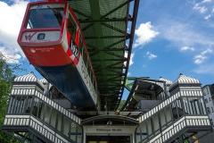 Schwebebahn Völklinger Straße - Wuppertal