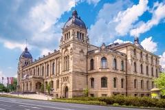 Stadthalle seitlich - Wuppertal