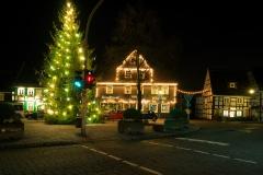 Ortskern Weihnachten - Witzhelden