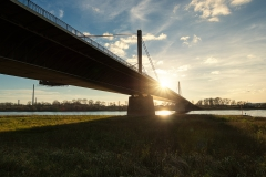 Rheindorf Rheinbrücke - Leverkusen