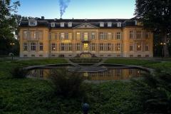 Schloss Morsbroich am Morgen - Leverkusen