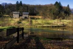 See bei Schloss Gimborn - Marienheide