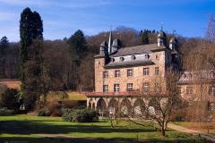 Schloss Gimborn Rückseite - Marienheide