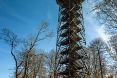 Unnenberger Aussichtsturm - Marienheide