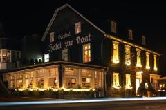 Hotel zur Post zu Weihnachten - Odenthal