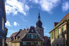 Lennep Dächer Stadtkern - Remscheid