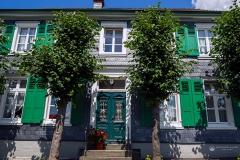 Hauseingang in Beyenburg - Wuppertal
