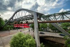 Schwebebahn Bauhaus - Wuppertal