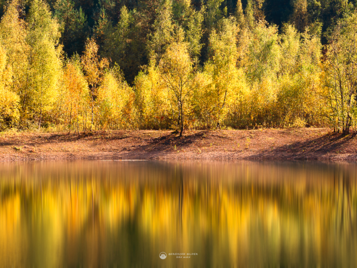 Grube Cox im Herbst
