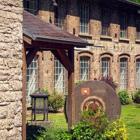 Papiermühle Alte Dombach - Stüffje Klein