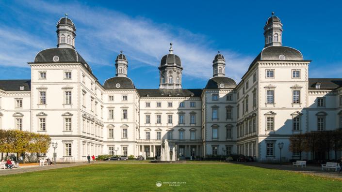 Schloss Bensberg Totale