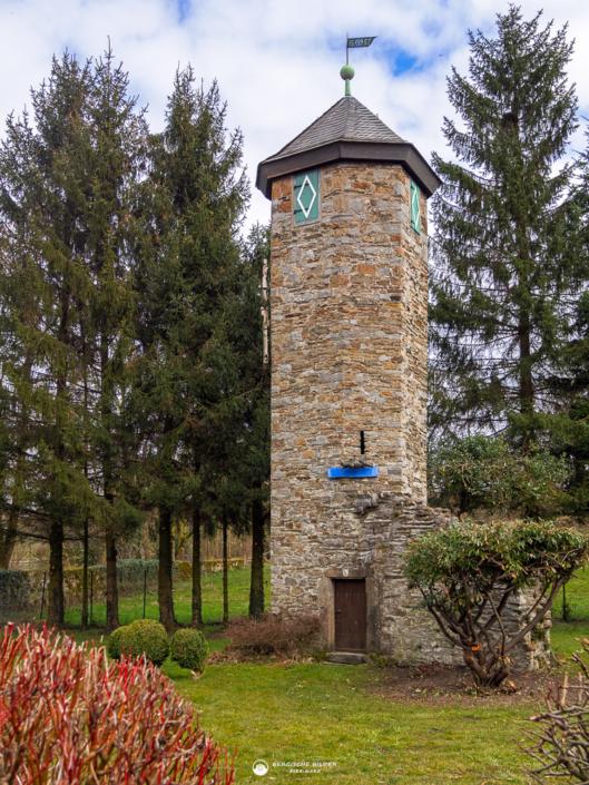 Turm von Schloss Hetterscheid