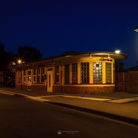 Pavillon am Busbahnhof