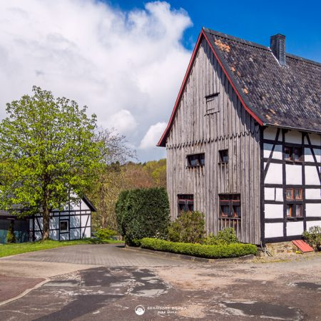 Hofschaft in Witzhelden Brachhausen