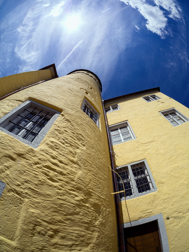 Schloss Homburg Turmblick