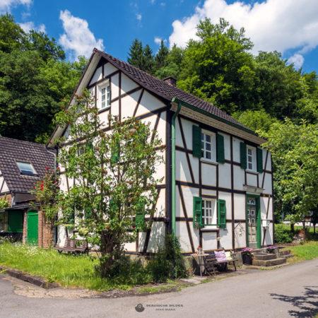 Odenthal Mühlenweg Fachwerkhaus