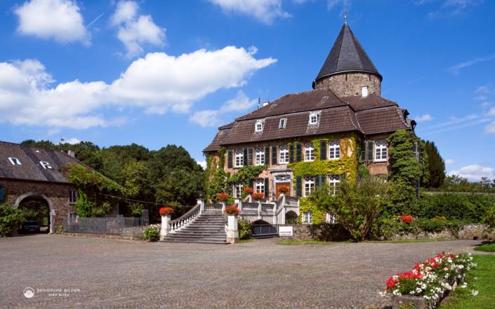 Schloss Linnep seitlich