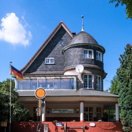 Schaberger Bahnhof - Solingen