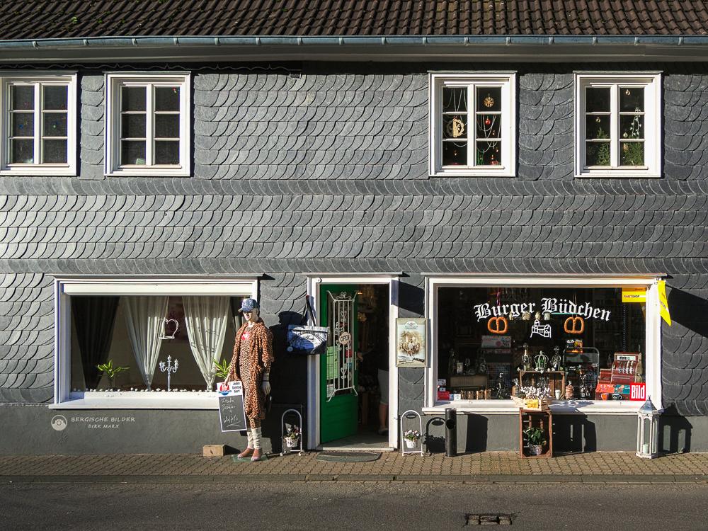 Burger Büdchen in Unterburg