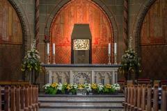 St. Lambertus Altar - Mettmann