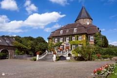 Schloss Linnep Innenhof - Ratingen