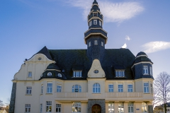 Lüttringhausen Rathaus - Remscheid