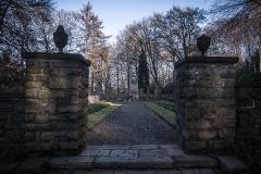 Veteranenfriedhof in Barmen - Wuppertal