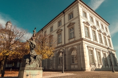 Schloss Bensberg Eckansicht - Bergisch Gladbach