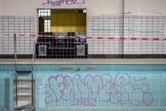 Birker Bad -Schwimmer / Nichtschwimmer