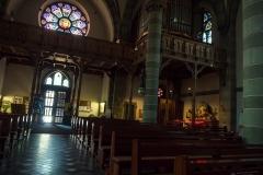 St. Lambertus Eingang - Mettmann