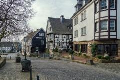 Häuser an der Hauptstraße - Nümbrecht