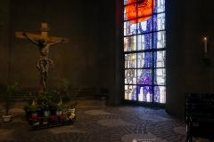 Mariendom Rosenfenster - Velbert