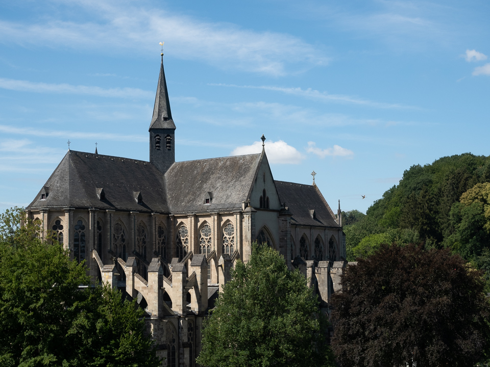 Altenberger Dom im Sommer