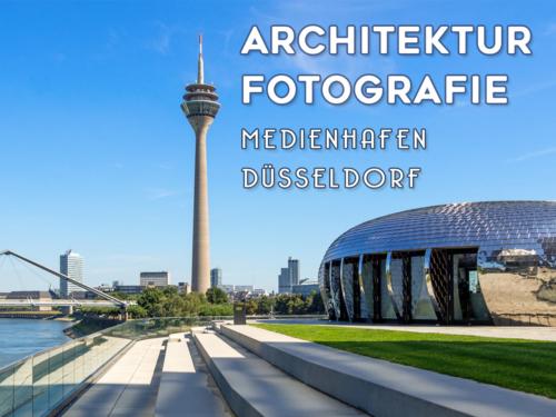 Architektur Medienhafen Düsseldorf