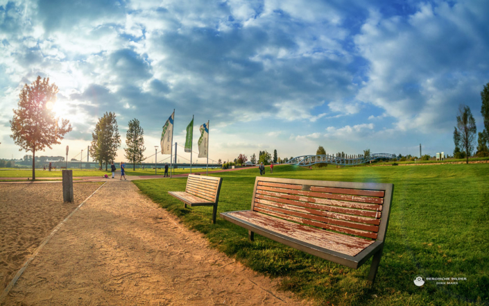 Neuland Park - Wiesdorf