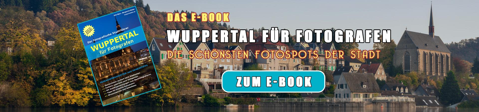 E-Book Wuppertal für Fotografen