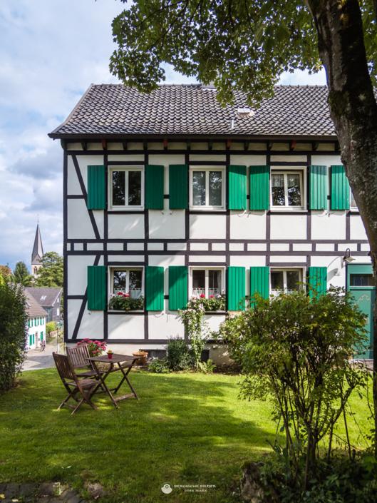Haan - Gruiten Dorf - Fachwerk